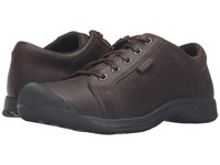Keen Reisen Lace Fg Belgian Women's Shoes Brown