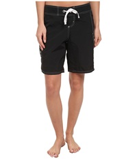 Tommy Bahama Boardshort 9 Black Women's Swimwear