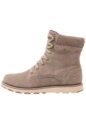 Viking Moria Gtx Walking Boots Taupe Grey