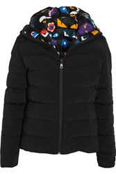 Fendi Wonders Reversible Shell Down Jacket Black
