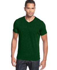 Alfani Slim Fitted V Neck T Shirt