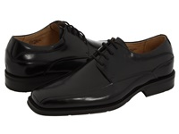 Florsheim Curtis Bike Toe Oxford Black Leather Men's Lace Up Bicycle Toe Shoes