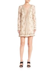 Free People Sicily Beaded Party Dress
