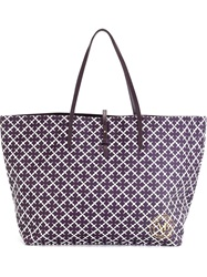 By Malene Birger 'Grinolas' Tote Pink And Purple