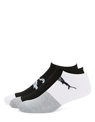 Tommy Bahama 6 Pack Weekend Wader Athletic Liner Socks White