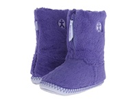 Bedroom Athletics Monroe Iceberg Volute Women's Slippers Purple