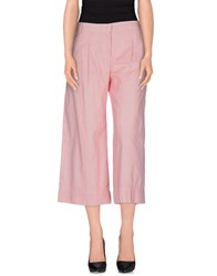 Adele Fado Trousers 3 4 Length Trousers Women Red