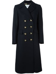 Dondup 'Pamily Cappotto' Coat Blue