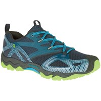 Merrell Grassbow Rider Men's Walking Shoes Blue