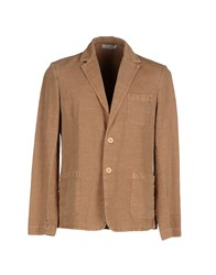 Perfection Suits And Jackets Blazers Men Khaki