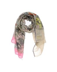 Epice Accessories Stoles Women Military Green