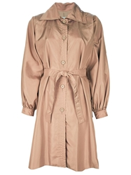 Givenchy Vintage Trenchcoat Nude And Neutrals