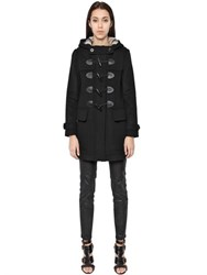 Burberry Finsdale Double Wool Duffle Coat