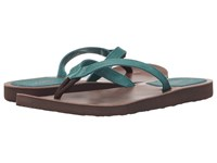 Scott Hawaii Pikake Green Women's Sandals