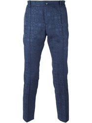 Soulland 'Detroit' Trousers Blue