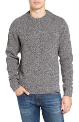 Original Penguin Men's Trim Fit Wool Sweater Dark Shadow