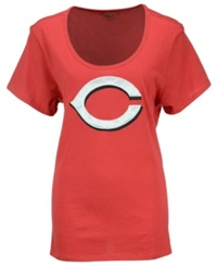 '47 Brand Women's Cincinnati Reds Relaxed T Shirt