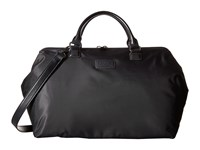 Lipault Paris Bowling Bag L Black Bags