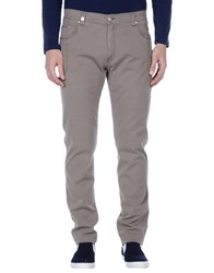 Nicwave Trousers Casual Trousers Men Light Brown