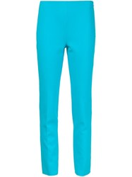 Michael Kors Cropped Trousers Blue