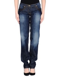 Andrew Mackenzie Denim Pants Blue