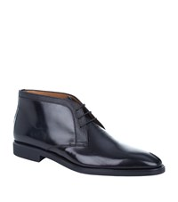 Stemar Leather Chukka Boot Male
