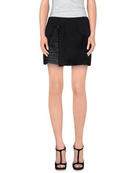 Emporio Armani Skirts Mini Skirts Women Black
