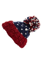 Collection Xiix Women's 'Americana' Knit Beanie