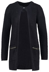Saint Tropez Cardigan Black Deep Dark Blue