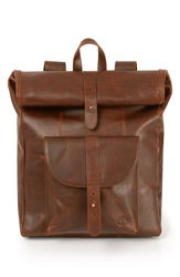 Timberland 'Calexico' Leather Backpack Glazed Ginger