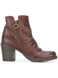 Fiorentini Baker 'Laverne Lan' Boots Brown