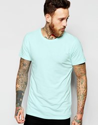 Dr. Denim Dr Denim Patrick Lightweight T Shirt Light Mint Light Mint Blue