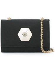 Philipp Plein Mini Shoulder Bag Black