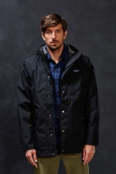 Patagonia Better Sweater 3 In 1 Parka Jacket Black