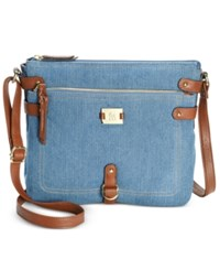 Styleandco. Style Co. Precious Cargo Crossbody Only At Macy's Denim