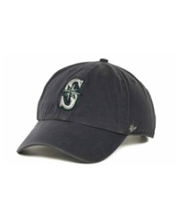 '47 Brand Seattle Mariners Clean Up Hat Navy
