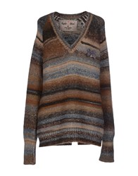 Cycle Sweaters Brown