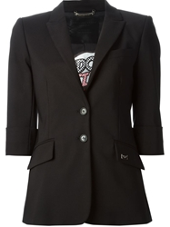 Philipp Plein 'Drunk In Love' Blazer Black