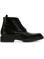 Saint Laurent 'Army 20' Boots Black