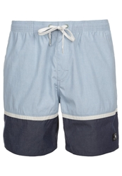 Dc Shoes Turtle Bay Swimming Shorts Lilypad Grey