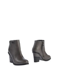 Surface To Air Ankle Boots Grey
