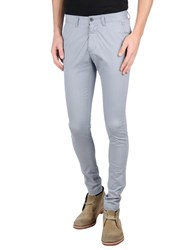 Dr. Denim Jeansmakers Trousers Casual Trousers Men Light Grey