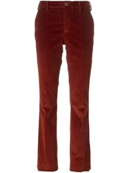 Pt01 'Beth' Trousers Red
