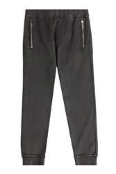 Dsquared2 Cotton Sweatpants Black