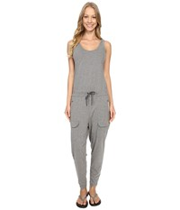 Merrell Around Town Romper Concrete Heather Women's Jumpsuit And Rompers One Piece Gray