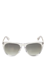 Oliver Peoples Braverman Unisex Handcrafted Sunglasses Silver