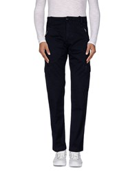 Department 5 Trousers Casual Trousers Men Dark Blue
