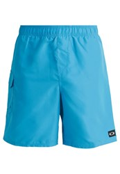 Oakley Classic Volley Swimming Shorts Pacific Blue Light Blue