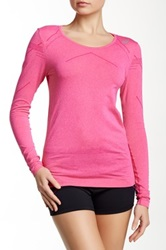 Asics Asx Seamless Long Sleeve Tee