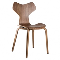 Grand Prix Chair Available In Walnut Or Oak Chairs And Stools Furniture Department The Conran Shop